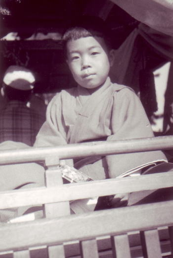 昭和37年10月秋祭り